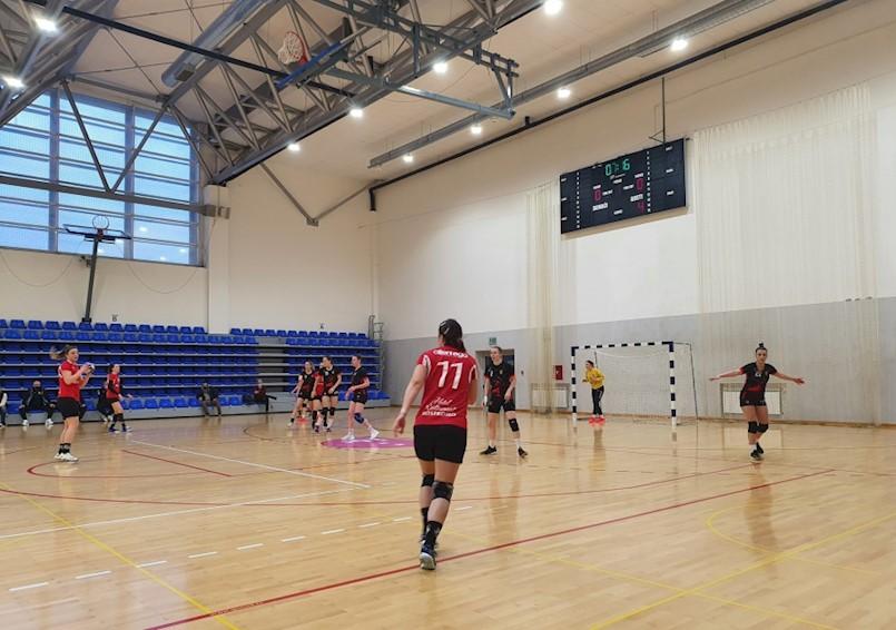 Rukometašice Rudara pobjedom startale u proljetni dio prvenstva | Nogometaši Rudara u pripremnoj utakmici pobijedili juniore Rijeke