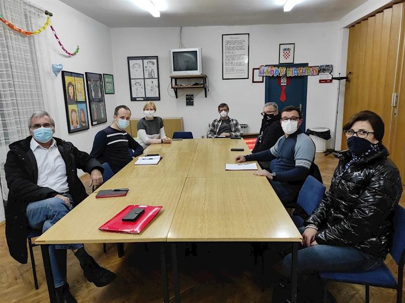 MO Vinež održao sastanak sa zamjenicom gradonačelnika