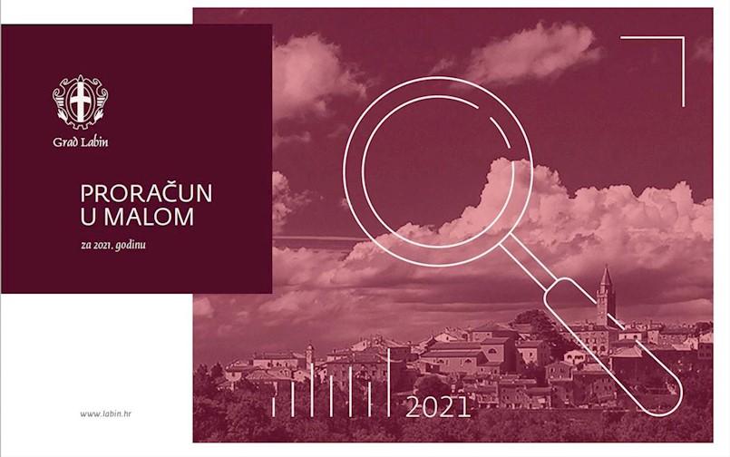 Grad Labin izdao Proračun u malom za 2021. godinu