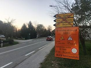 Na jesen druga faza rekonstrukcije ceste Kršan-Boljevići
