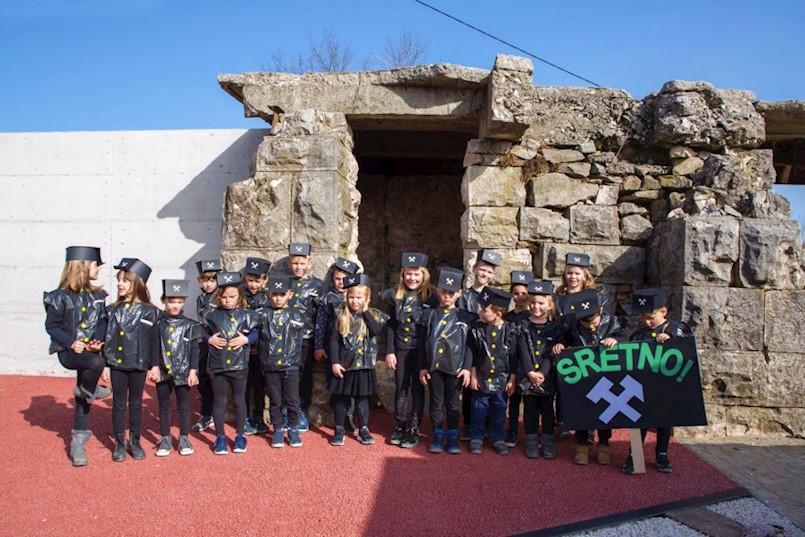 I djeca obilježila 100. obljetnicu Labinske republike!