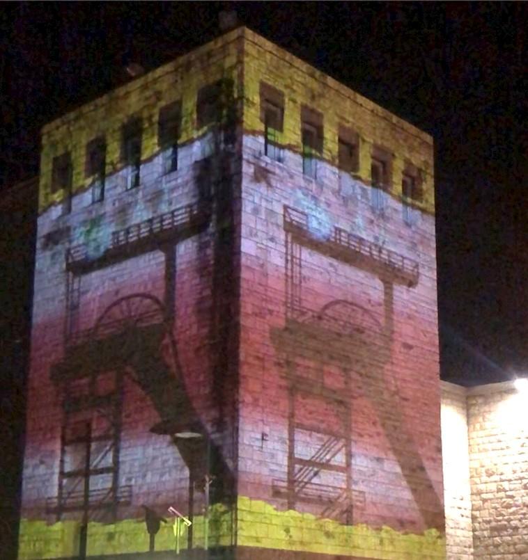 Uz trajno osvjetljenje Šohta, večeras i 3D maping na Trgu labinskih rudara