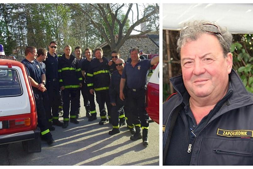 """Darko Vitasović, dugogodišnji zapovjednik labinskih vatrogasaca, u službi je proveo 40 godina. """"Tko odluči biti vatrogasac, mora uvijek biti SPREMAN POMOĆI DRUGOME U NEVOLJI"""""""