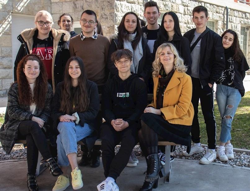 """Učenici SŠMB-a sudjelovali u Hanfinom natječaju """"Osiguraj svoju budućnost"""""""