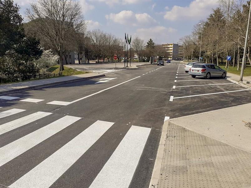 """U promet puštena obnovljena prometnica od rotora iznad """"Lidla"""" do marketa Kature"""