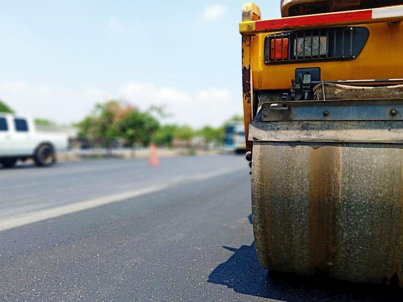 U srijedu zatvorena cesta kroz Kapelicu zbog polaganja novog asfalta