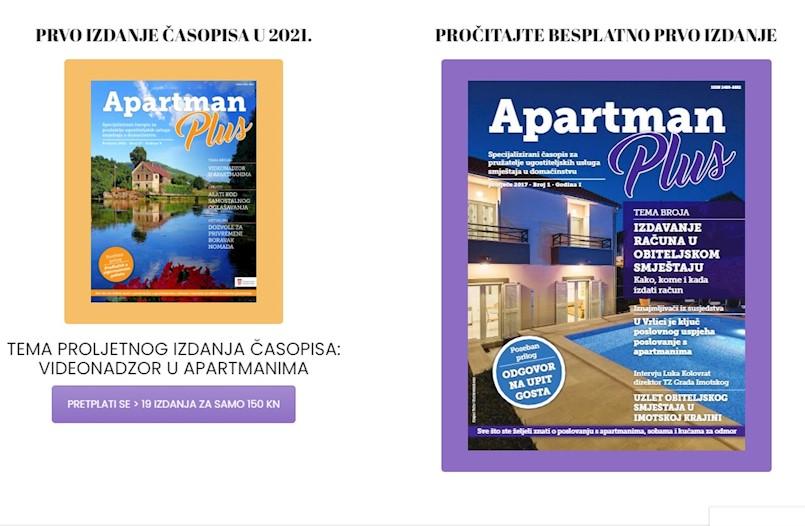 Besplatno čitanje online časopisa za iznajmljivače Turističke zajednice Grada Labina