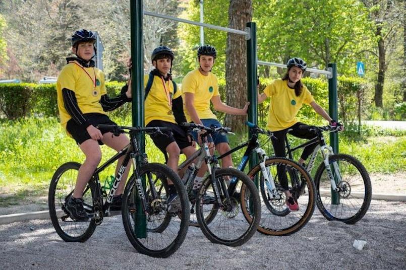 Čak 3 odličja našim biciklistima na županijskom virtualnom biciklističkom prvenstvu za mladiće i djevojke