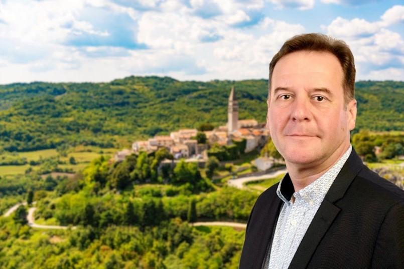 Dean Močinić kandidat IDS-a za načelnika Općine Pićan