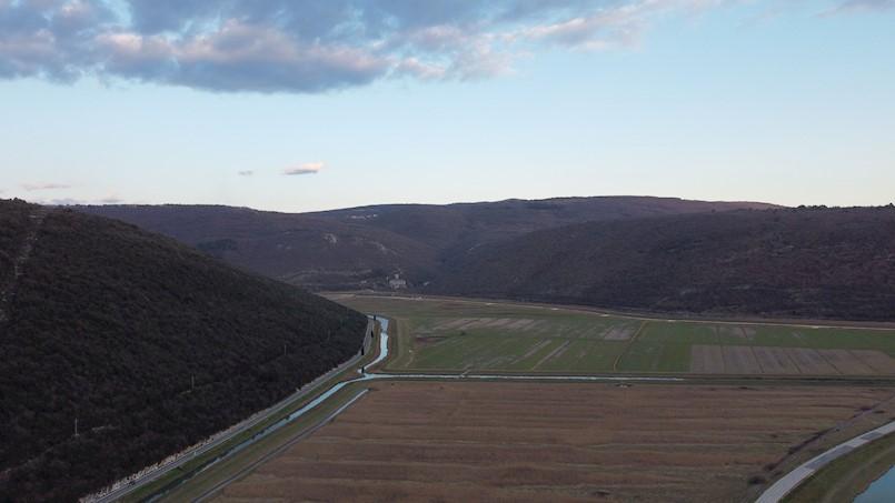 U tijeku je geodetsko snimanje trasa sustava odvodnje i lokacija UPOV-a