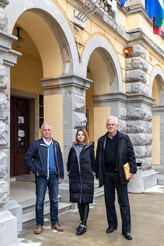 Vlačić, Martinović i Nadarević iz Nezavisnih Zajedno predali kandidaturu uz 1538 potpisa