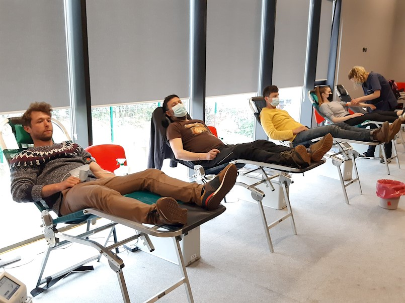 Na akciji dobrovoljnog darovanja krvi prikupljeno 84 doza