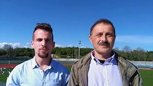 """Boršić i Božičević (HDZ): """"Založiti ćemo se da Labin napokon dobije nogometni teren sa umjetnom travom"""""""