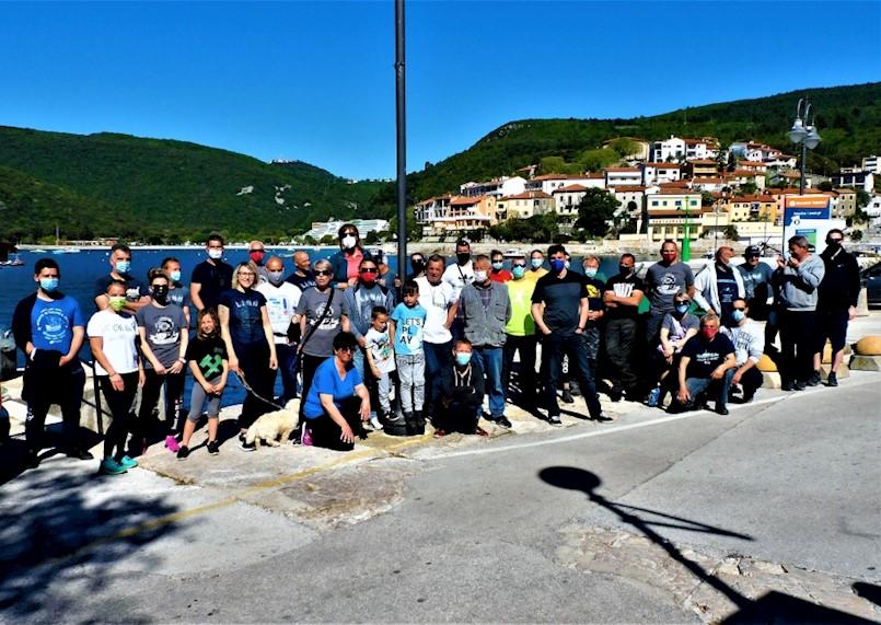 U Rapcu održana ekološka akcija čišćenja podmorja