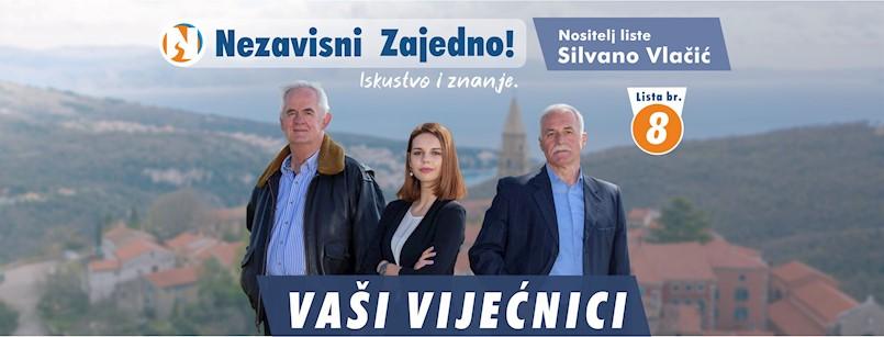 Zašto glasati za listu broj 8, nositelja Silvana Vlačića?