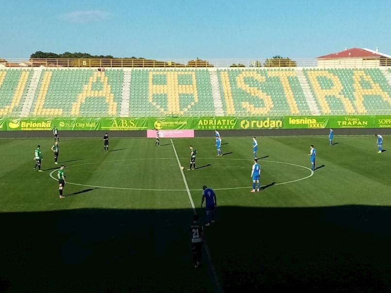 Nogometaši Rudara poraženi u finalu Kupa Istre