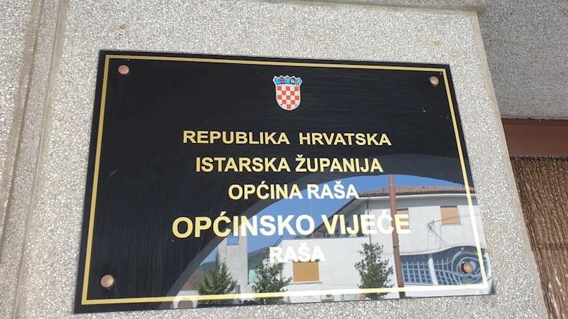 Konstituirano Općinsko vijeće Raše – predsjednik Željko Zahtila