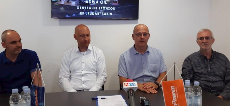 Adria Oil novi generalni sponzor Rukometnog kluba Rudar