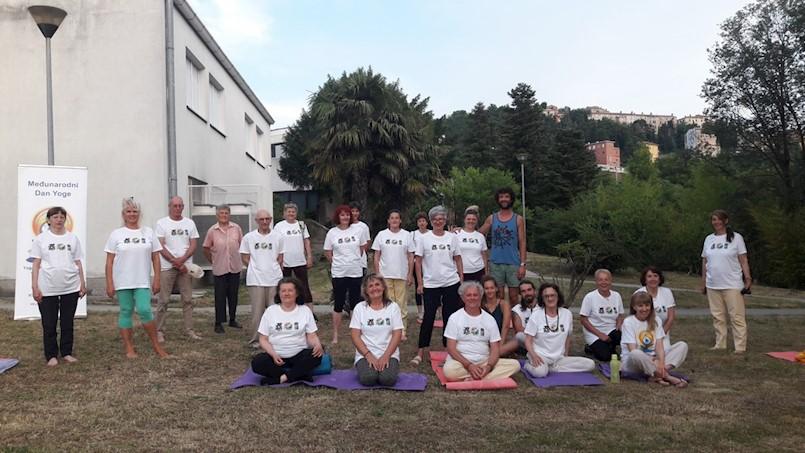 U Labinu obilježen Međunarodni dan joge