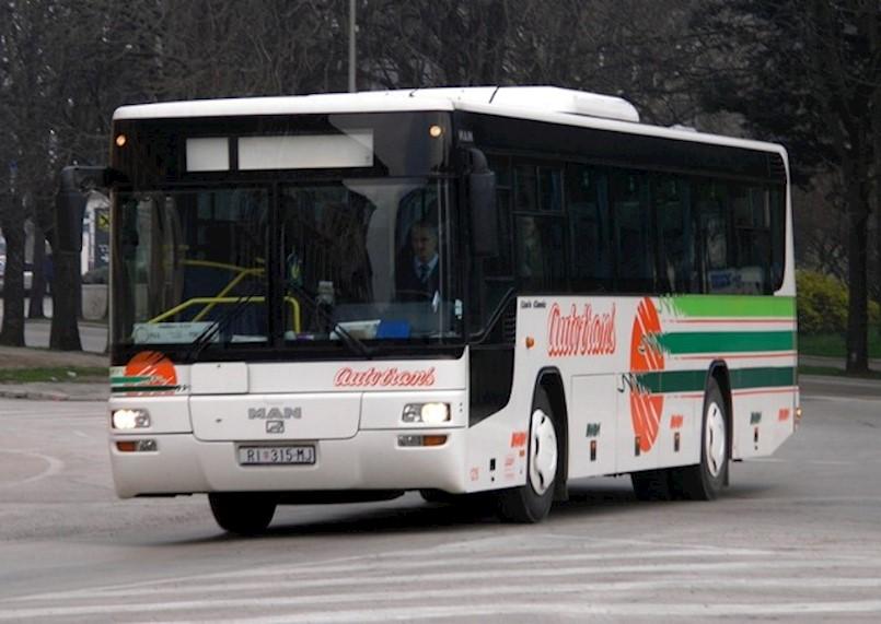 Od jučer 21. 6. 2021. besplatni učenički autobus za Rabac
