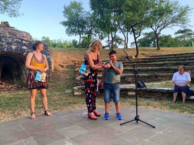 Josipa Milevoj promovirala drugu knjigu ''Venio, Fleki i Figaro – istinite priče i putopisi''