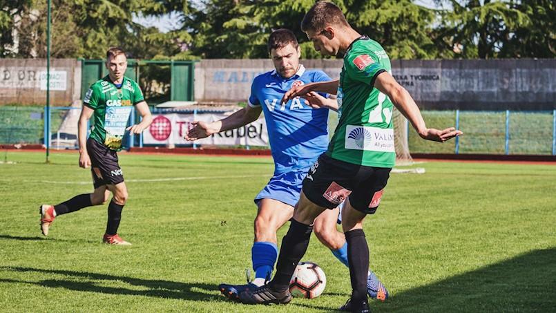 Novo ime labinskog nogometnog trećeligaša-NK Rudar Trans Euro