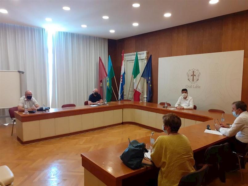 Gradonačelnik održao koordinaciju s direktorima javnih tvrtki
