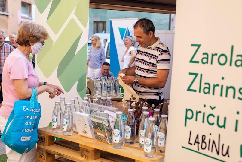 Subote na labinskom Markatu u znaku borbe protiv plastike