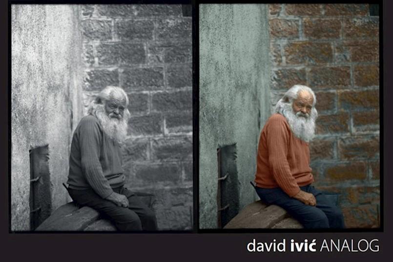 """LABIN: Izložbe fotografija """"Analog"""" Davida Ivića u Galeriji Alvona"""