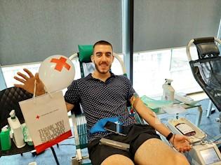 Labin: Prikupljeno 113 doza krvi, 10 osoba prvi put darovalo krv