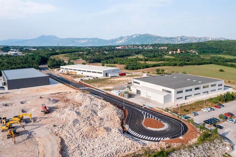Infrastruktura u Poslovnoj zoni Vinež spremna za još 100 novih radnih mjesta