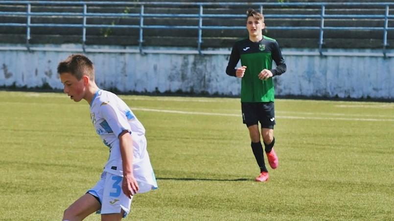 Mladi nogometaš Rudara Trans Euro Timi Mohorović ostvario transfer u Rijeku