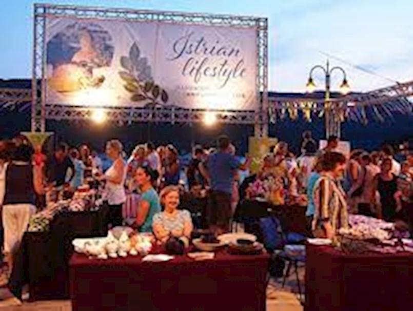 Večeras se održava Istrian Lifestyle u Rapcu