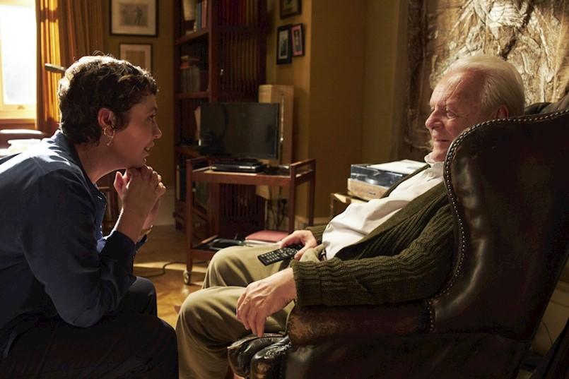 Oscarom nagrađeni film ''Otac'' ove nedjelje u Kršanu