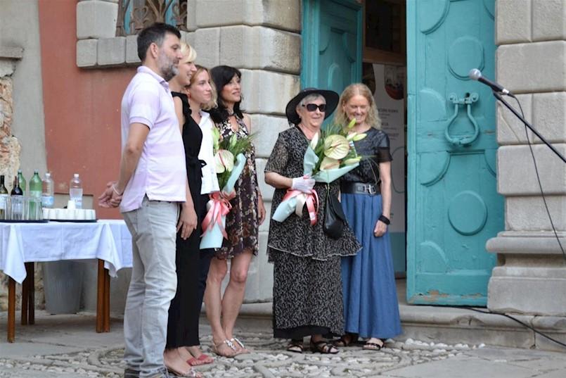 Karlo Paliska i Marina Rajšić laureati 24. Labinskog uzleta likovnosti