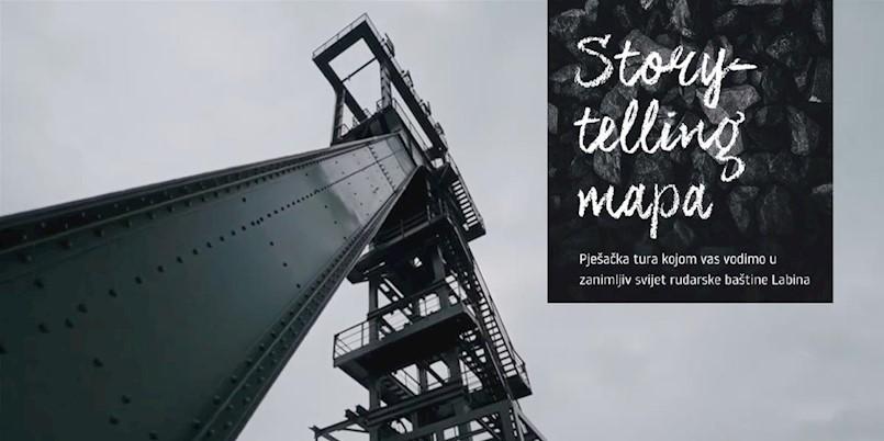 Labin kao prvak storytellinga u Hrvatskoj