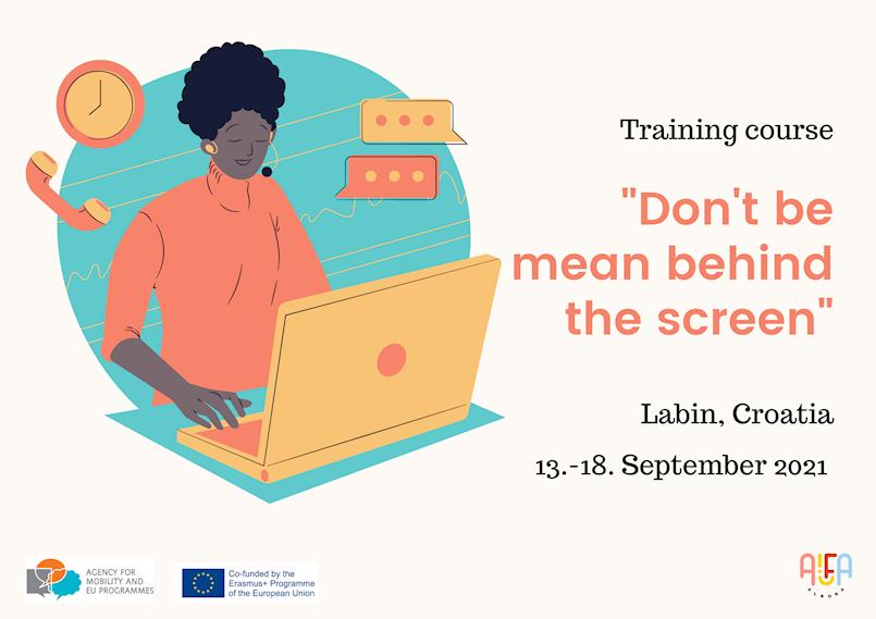 Nemojte biti zli iza ekrana - trening za osobe koje rade s mladima progovara o temi Cyberbullinga