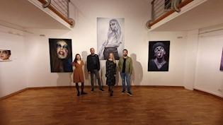 U Gradskoj galeriji Labin otvorena izložba Eugena Varzića