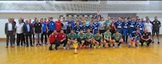Rukometaši Rudara Adria Oila osvojili turnir u Senju