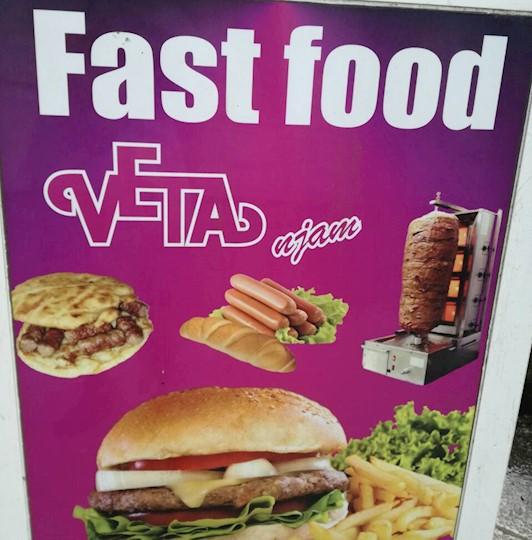Fast Food Veta Njam