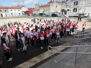 11. Međužupanijskom natjecanju mladih Crvenog križa