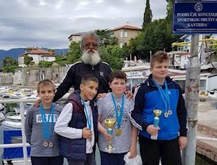 3. kup Veljko Banković 2019. SRD Galeb Raša