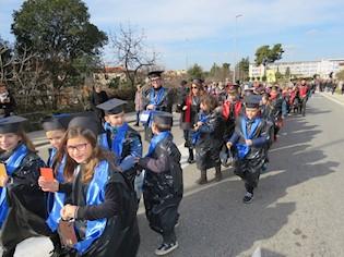 "Maškarani dani u OŠ ""Ivo Lola Ribar"" Labin 2019"