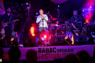 Massimo Rabac Open Air Festival Opening Concert 2019