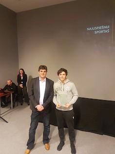 Najbolji sportaši Grada Labina za 2018. godinu
