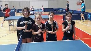 Pojedinačno prvenstvo Istre u stolnom tenisu 17.3.2019.