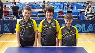 Prvenstvo Hrvatske u stolnom tenisu za najmlađe kadete