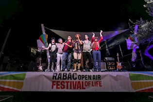 The Stones @ Rabac Open Air 2019