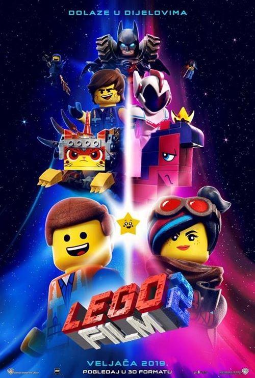 Lego film 2 (sinkronizirano)