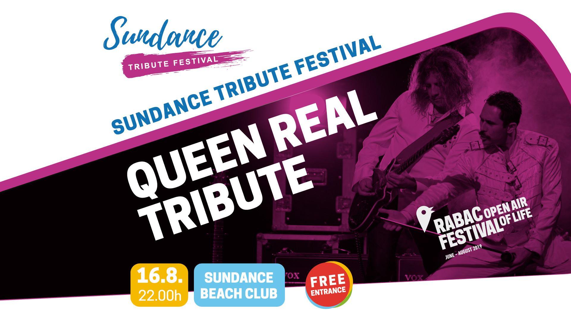 Sundance Tribute Festival - Queen Tribute Band